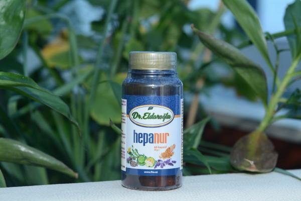 Hepanur-Qaraciyər qoruyucu təbii tərkib