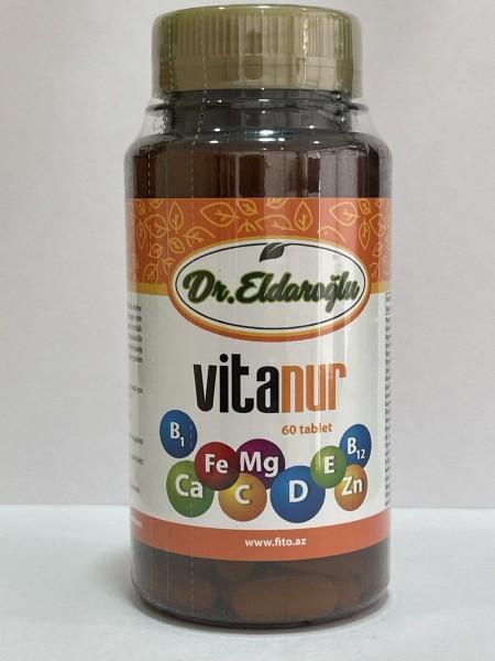 Təbii vitamin-mineral kompleks